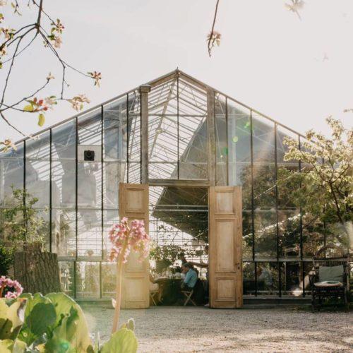 In de Kas Winssen unieke event locatie