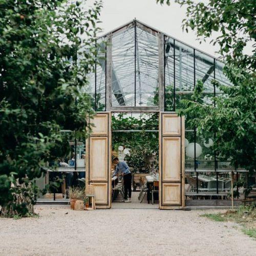 In de Kas Winssen unieke event locatie Gelderland