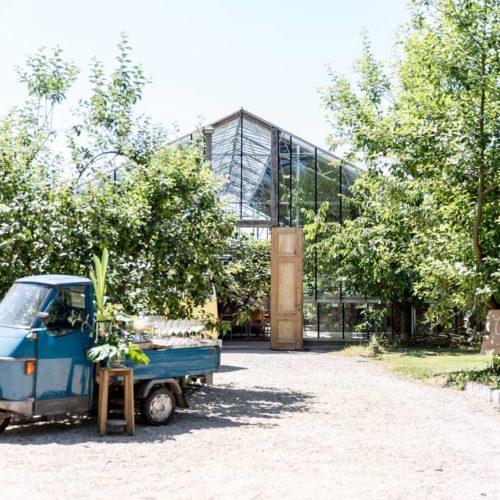 In de Kas unieke locatie voor bruiloft en events Gelderland Winssen