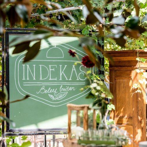 In de Kas unieke trouwlocatie Gelderland